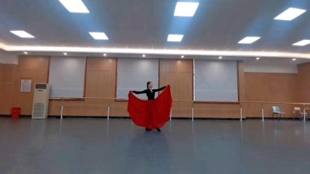 舞蹈 红莓花儿开