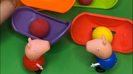 乔治哭的这么伤心,原来是磁力球坏掉了