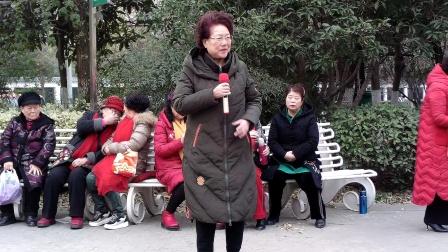 周老师演唱的豫剧唱段2
