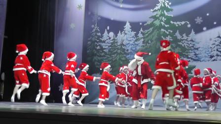 圣诞歌-铃儿响叮当