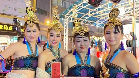 JQ国际舞蹈 东升比赛敦煌舞