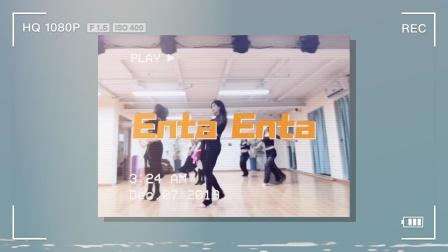 『舞蹈展示』肚皮舞popsong 《Enta enta》集体MV版【杭州太拉国际东方舞&印度舞培训漫漫老师】