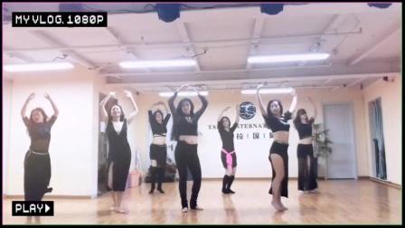 『舞蹈展示』肚皮舞《性感小鼓舞》MV版【杭州太拉国际东方舞&印度舞培训漫漫老师】
