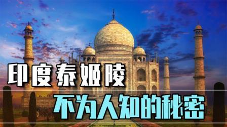 """印度最伟大建筑泰姬陵,因爱情而生,被列入""""世界七大奇迹""""之一"""