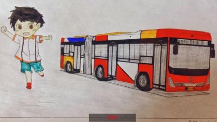[广州记忆]-广州BRT(B1)全程POV