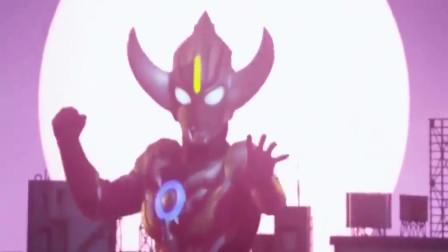 欧布奥特曼:欧布变身暴炎形态,能否对付火之魔兽?