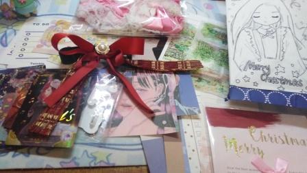 【呆】出手作蝴蝶结福袋/自制食玩w小樱印象款+圣诞限定w.来晚了抱歉啊啊啊