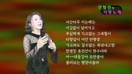 韩国歌曲 平壤大嫂(평양 아줌마)- 전향진