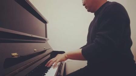 飞驰人生 奉献 钢琴