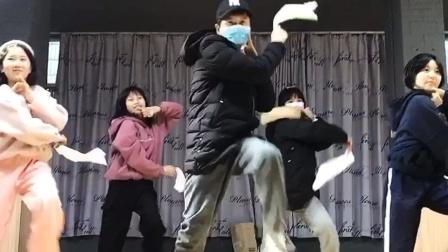 模仿李贞贤大赛冠军队-2020.12.26