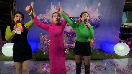 三公主合唱《朋友》!