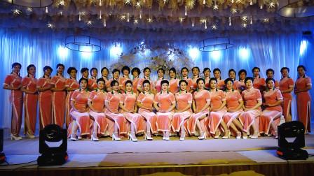 福山区女企业家联谊会,福山区旗袍协会,2020年联欢会