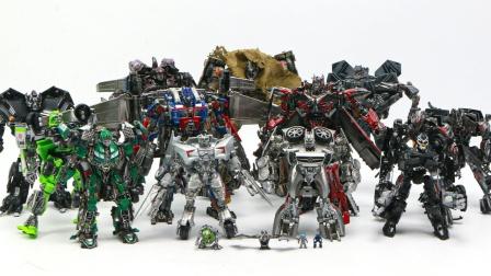 变形金刚电影2011 工作室系列汽车人霸天虎13机器人玩具
