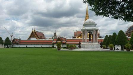 泰新马之旅 游览泰国曼谷风光