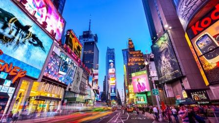 Top10 世界上最有钱的城市排行榜!
