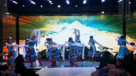 舞蹈《珠穆朗玛》洮南武术协会三期培训班