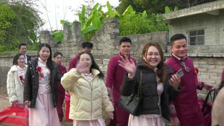 石灶生岑燕婷婚礼 下
