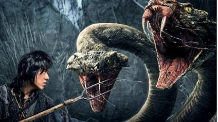 刚脱险,又招惹了蛇王