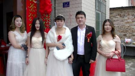 2020年农历11月13日上杭步云古炉村罗春辉先生&蓝丽梅小姐 喜结良缘