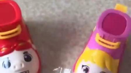 宝宝幼教亲子动漫:看来吃不到糖果了