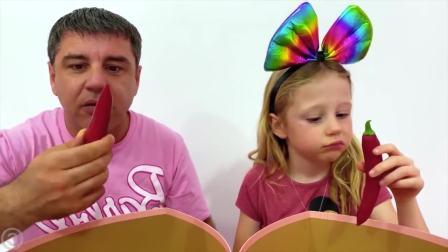 美国儿童时尚,小萝莉在涂口红吗,快进来看看吧