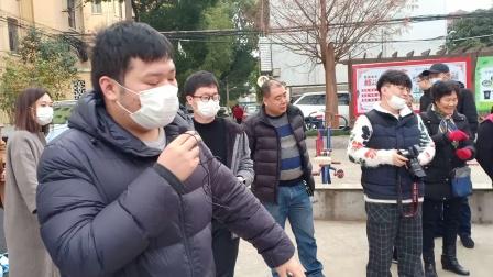 浦东大团镇北大社区举行文体活动(2020-12-29)