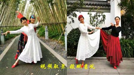重庆阳光广场舞《可可托海的牧羊人》现代舞