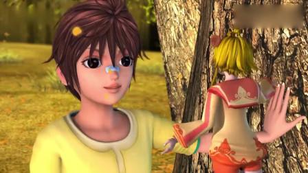 叶罗丽:建鹏听到银杏树王的声音,他能帮助她们?