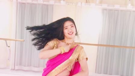 『舞蹈展示』印度纱丽舞小组合《Aithey Aa》MV版【杭州太拉国际东方舞&印度舞培训漫漫老师】
