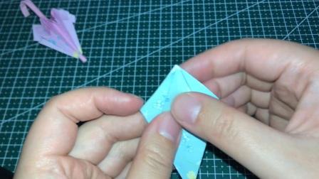 好看的小花伞折纸,简单有创意的雨伞折纸,赶紧收藏吧