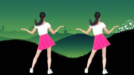 精选广场舞《打碎》快乐健身操附分解