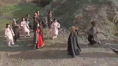 女妖带兵找宝贝,却闹得满城风雨,老妖企图分一杯羹被女妖干翻
