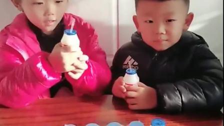 趣味生活:喝个酸奶,干杯