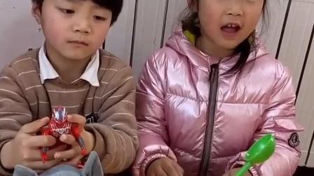 亲子游戏:原来是你们家的孩子啊