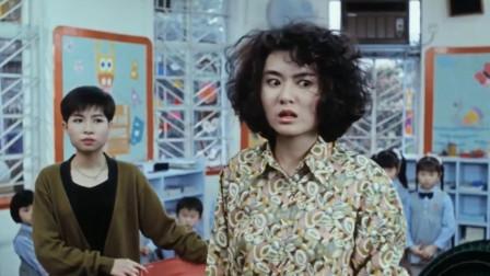 女子是有多讨人厌,不仅校长忍了她很久,连学生也忍了她很久了