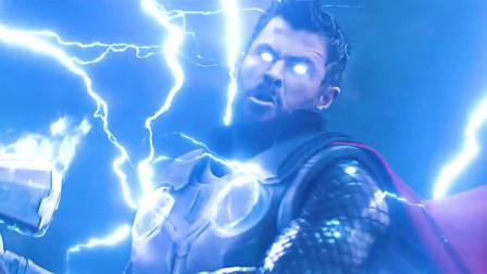 漫威超帅救场之雷神篇,你们是从什么时候开始喜欢雷神的呢?