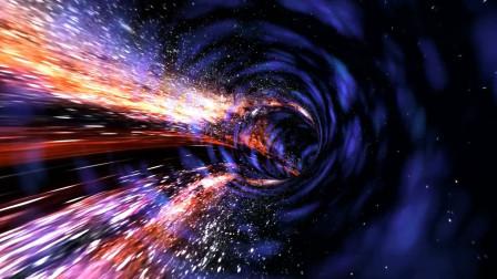 如果可以实现时空折叠,形成虫洞桥,那么能达到光速旅行吗?