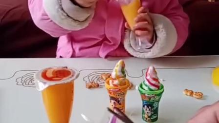 浪漫的趣事:果冻加果酱,吃的宝贝超级棒!