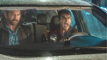 """就为了一个5星好评,""""滴滴""""司机联手警察怒灭黑帮,动作犯罪片"""
