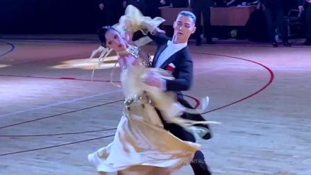 2020.11.30 WDSF 莫斯科克里姆林杯标准舞决赛 Kazan Kremlin Cup Standard Final