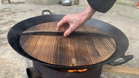 冬天里,这才是我想吃的一道菜,揭开锅盖那一刻,看饿了