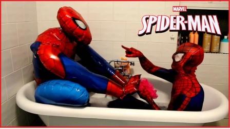 蜘蛛侠:蜘蛛侠与他的特殊朋友!