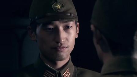 苍狼:天放扮鬼子进军营,见鬼子军官上厕所,直接干掉他换军官服