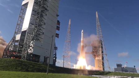 已经成为过去式的德尔塔4中型火箭