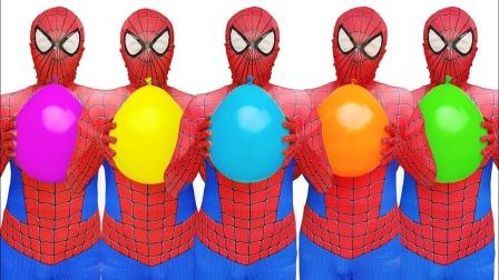 蜘蛛侠:蜘蛛侠开启了超级减压模式!