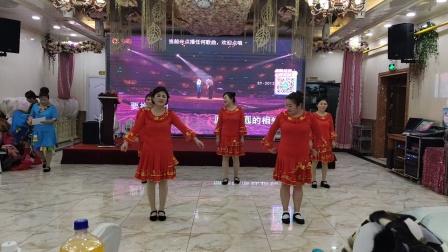 2021庆元旦联欢晚会节目:打马过草原.赵玉金.大眼睛美女.吴静.等