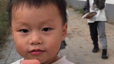 童年趣事:不学习是吃不到好东西的