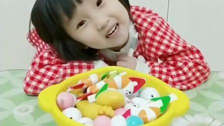 亲子游戏:小可爱,想吃火锅