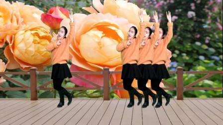 凤凰传奇吉特巴舞曲《拜新年》2021年会元旦必备舞蹈