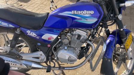 冬天摩托车冷车不好启动火花塞还经常坏该怎么办?调节一个螺丝就修好